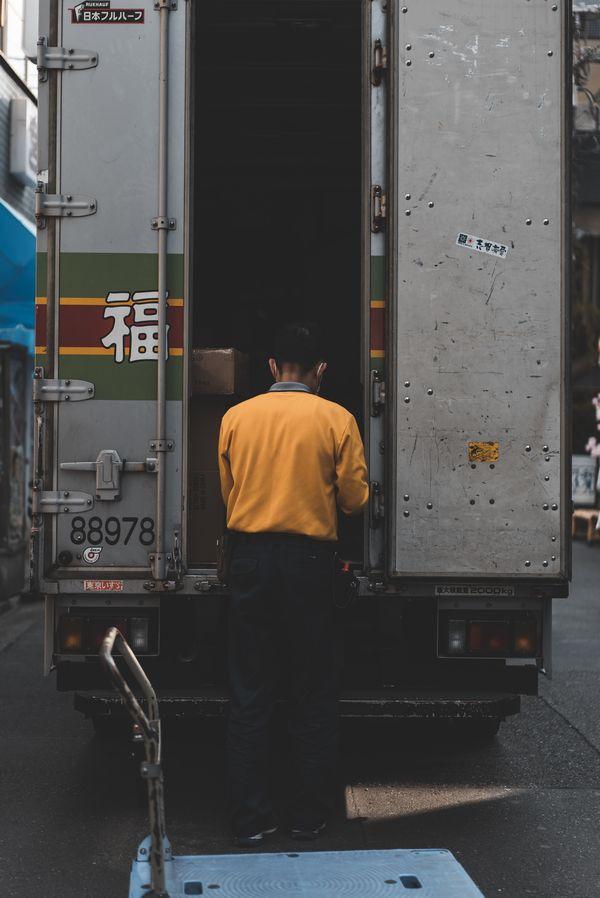 木材の配送サービス